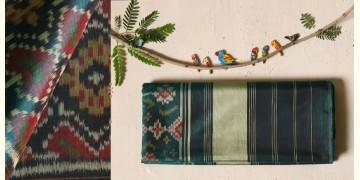 पोपट . चकली ✼  Silk ✼ Patola Saree ✼ 9