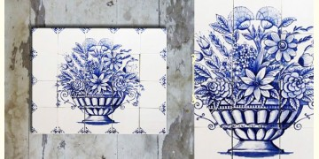 Grace the wall ~ DUTCH MURAL-B (Set of 20 tiles)