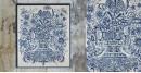 Grace the wall ~ DUTCH MURAL-D (Set of 20 tiles)