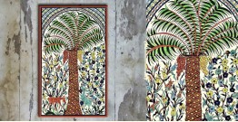 Grace the wall ~ TURKISH MURAL-K (Set of 15 tiles)