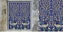 Grace the wall ~ TURKISH MURAL-O (Set of 20 tiles)