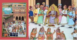Miniature Painting ~ Rajasthan ~ Utsav