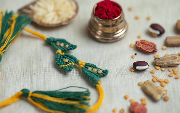 Seed-rakhi