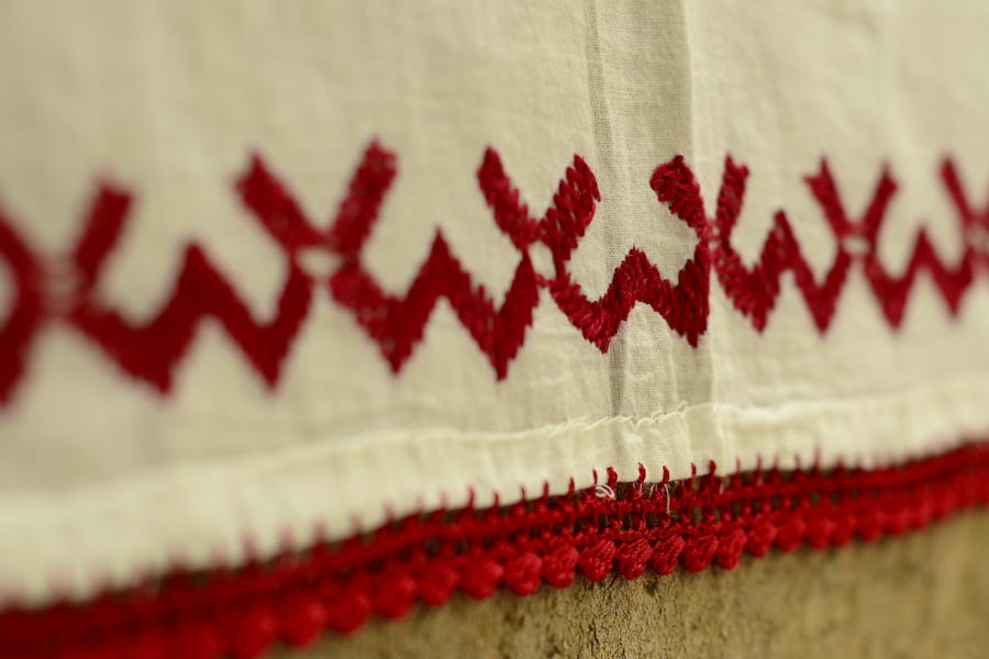 Buy Online Sindhi Hand Embroidered Stoles