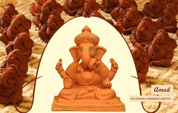 Buy-handmade-eco-friendly-clay-Ganesh-ji