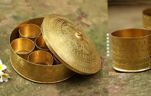 Handmade-brass-utinsil