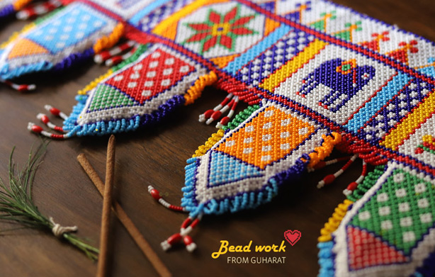 Tradirional-bead-handmade-toran-for-door-and-tempal