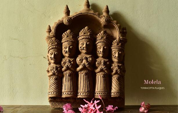 Molela-terracotta-art