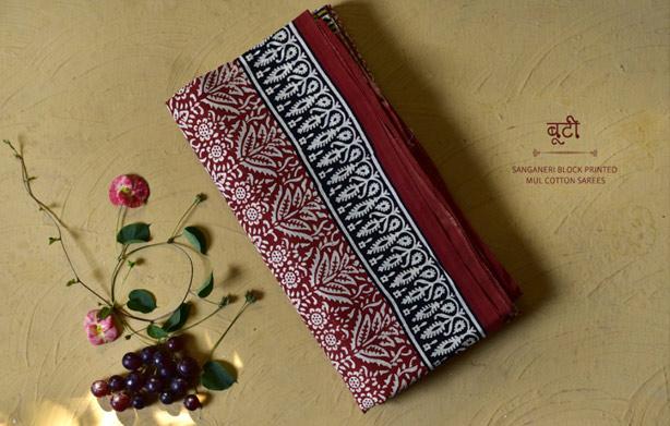 buti-handprinted-sanganeri-saree