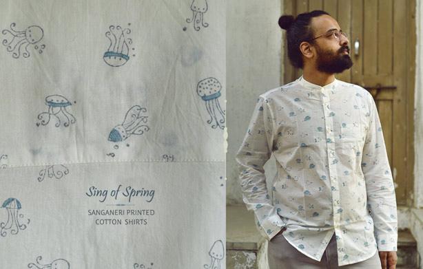 sanganeri-shirts-online