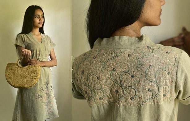 Chikankari-designer-dress